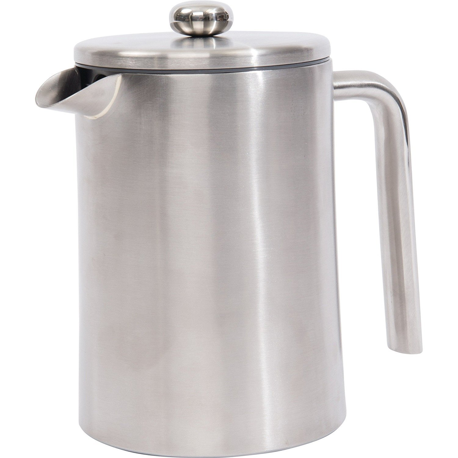 Wyndham House 1.2L 40.5oz Double Wall Stainless Steel 304 French Press