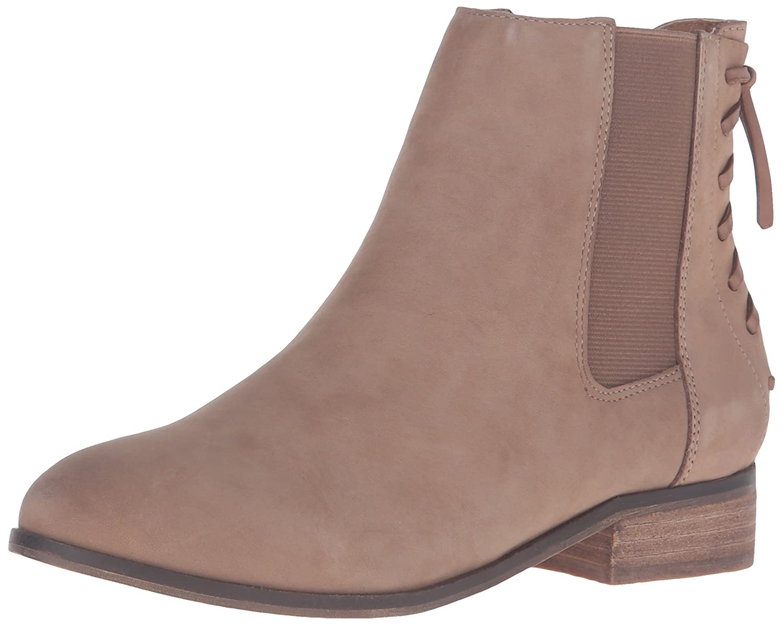 ALDO Women's Boudinot Ankle Bootie B01JKJAGIW 8 B(M) US|Medium Brown