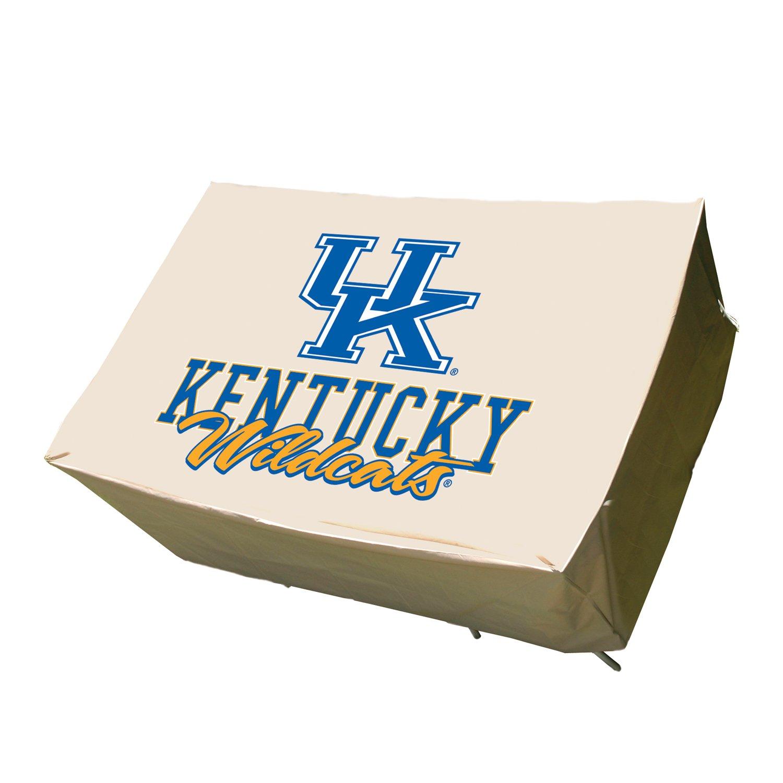 Backyard Basics Kentucky Rectangle Table Cover 07617KYGD