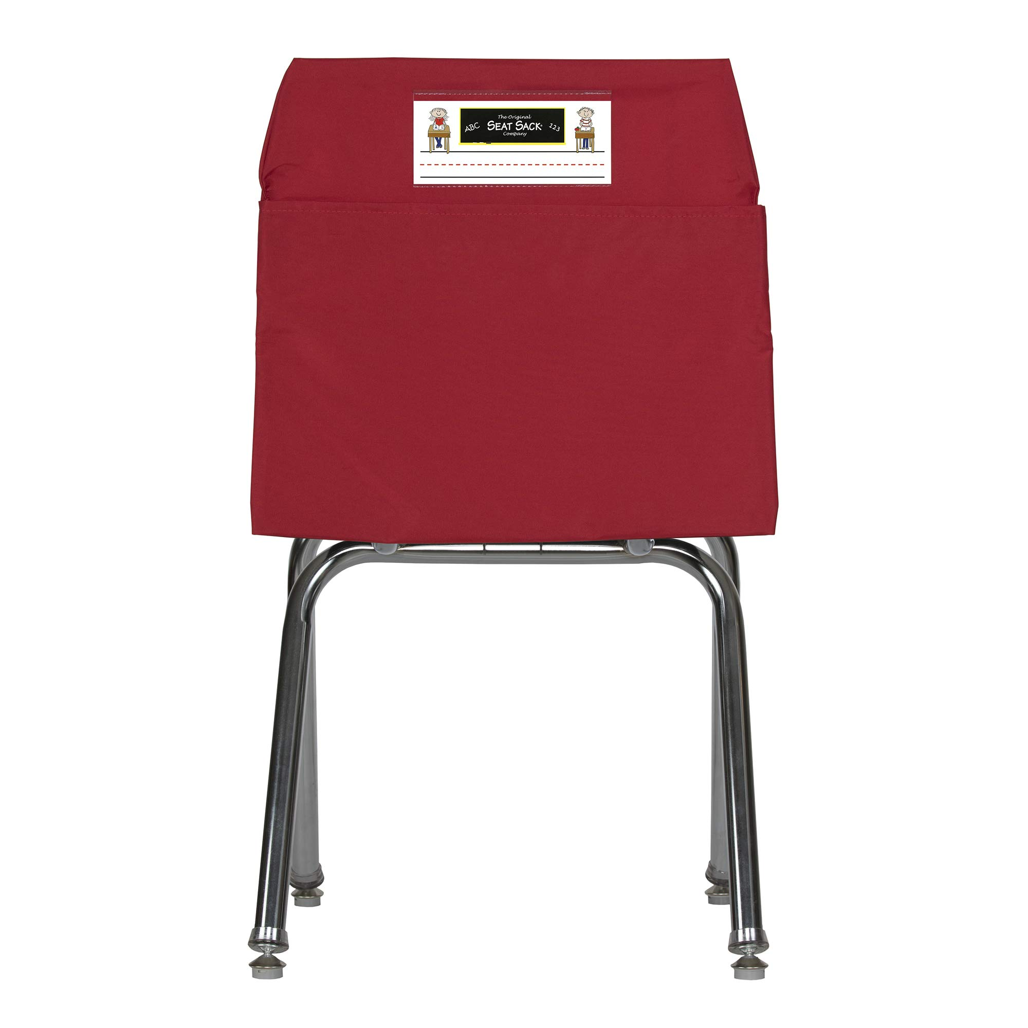 The Original Seat Sack SSK00112RD-A1 Company Chair Bag, Small, Red by The Original Seat Sack