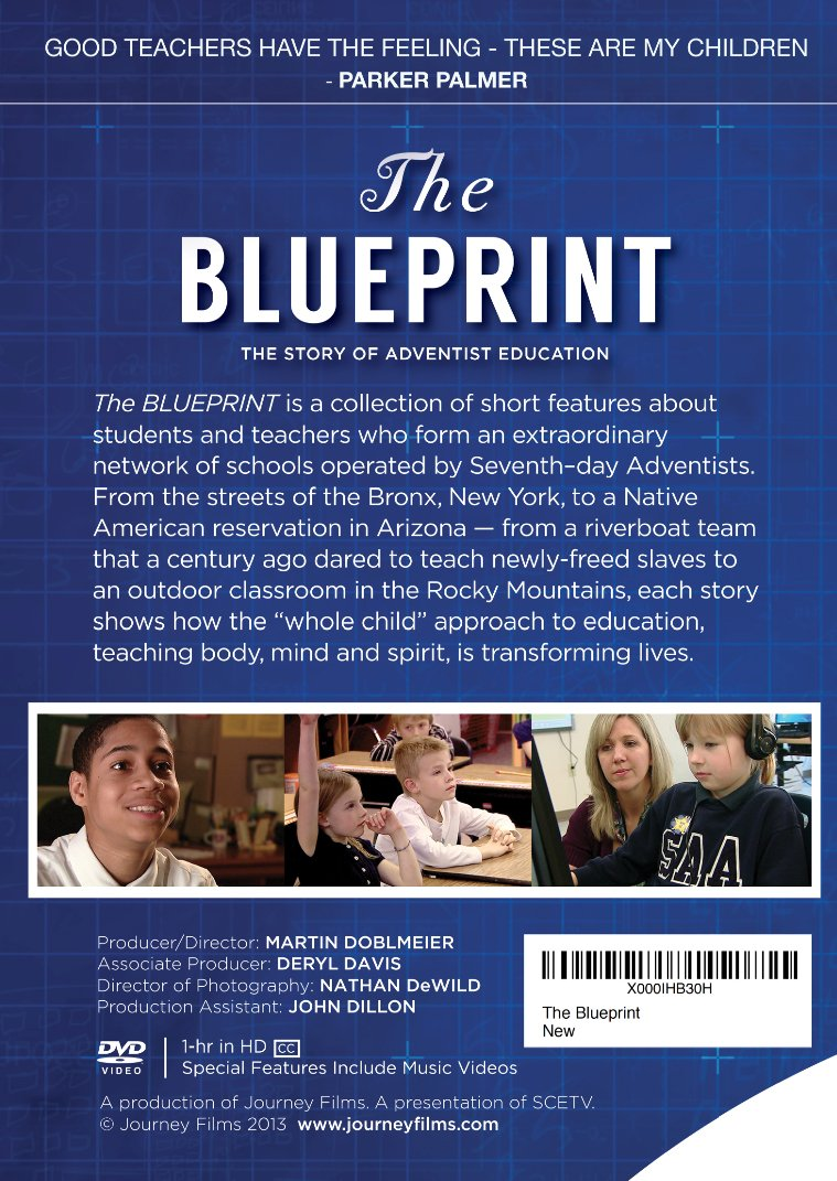 Amazon the blueprint the story of adventist education martin amazon the blueprint the story of adventist education martin doblmeier movies tv malvernweather Images