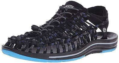 da4130e91f86 Image Unavailable. Image not available for. Colour  KEEN Men s Uneek  Stripes Sandal