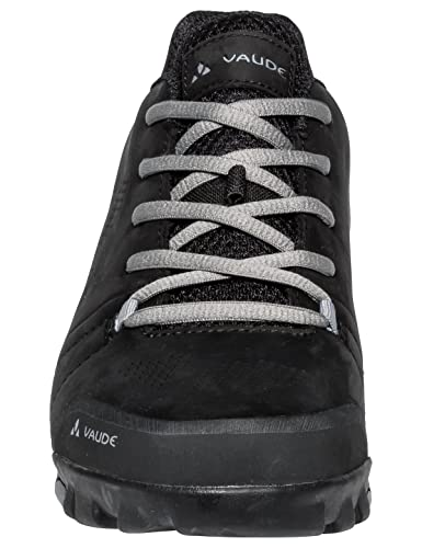 Vaude Unisex-Erwachsene AM Downieville Low Mountainbike Schuhe, Schwarz (Black 010), 48 EU