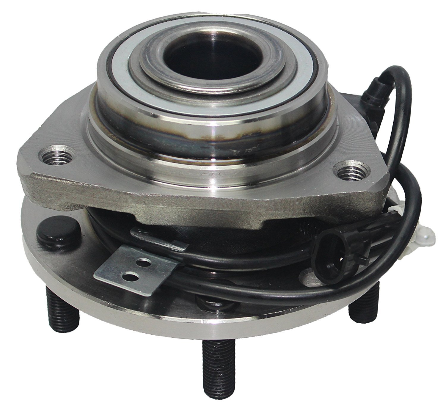 97-05 Jimmy 4x4 97-01 Bravada 4x4 Models Pair or 2 New Front Wheel Hub and Bearing Assembly 5 Lug W//ABS fits 97-04 Sonoma 4x4 98-00 Hombre 4x4 97-05 Blazer 4x4 97-04 S10 4x4
