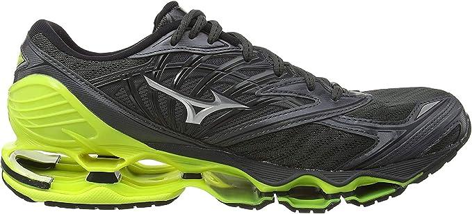 Mizuno Wave Prophecy 8 Zapatillas de Running, Hombre, Negro (Dark ...