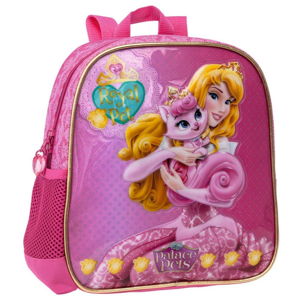 Disney Mochila Escolar Aurora, 25 cm, Rosa 7612101