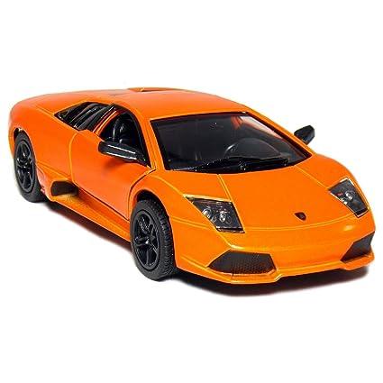 Amazon Com 5 Lamborghini Murcielago Lp640 1 36 Scale Kt5317d