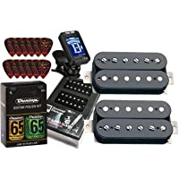 Seymour Duncan APH-2s Alnico II Pro Slash Humbucker Pickup Set - Pickup Set - Bundle w/ Tuner Picks & Care Kit