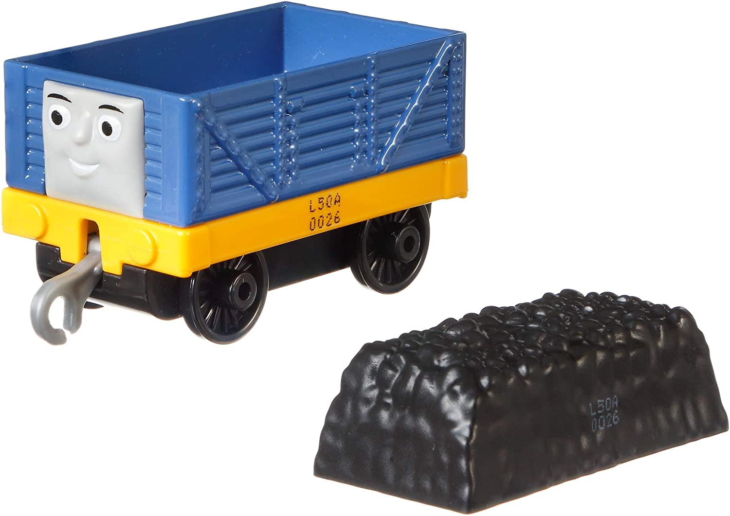 Thomas /& Friends GDJ46 Trackmaster Troublesome Truck Push Along Engine Multicoloured