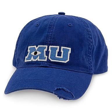 3c24b2a9 Amazon.com: Disney Monsters University Baseball Cap for Adults: Clothing