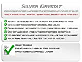 Eurosocks EU202 Silver DryStat Cycle  Lightweight
