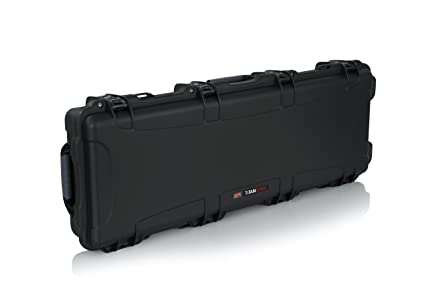 106793c77fe Image Unavailable. Image not available for. Color: Gator Titan Series  Waterproof/Dust Proof Case for Stratocaster and Telecaster Style Guitars ...