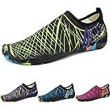 9c385e2f5808 IceUnicorn Water Shoes Mens Womens Quick Dry Sports Aqua Shoes Unisex Swim  Shoes with 14…