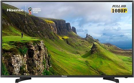 TV 39 LED HISENSE H39N2110C Full HD 3HDMI USB Modo Hotel: Hisense: Amazon.es: Electrónica
