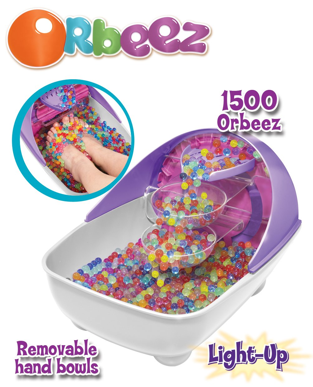 Amazon Orbeez Soothing Spa Toys Games