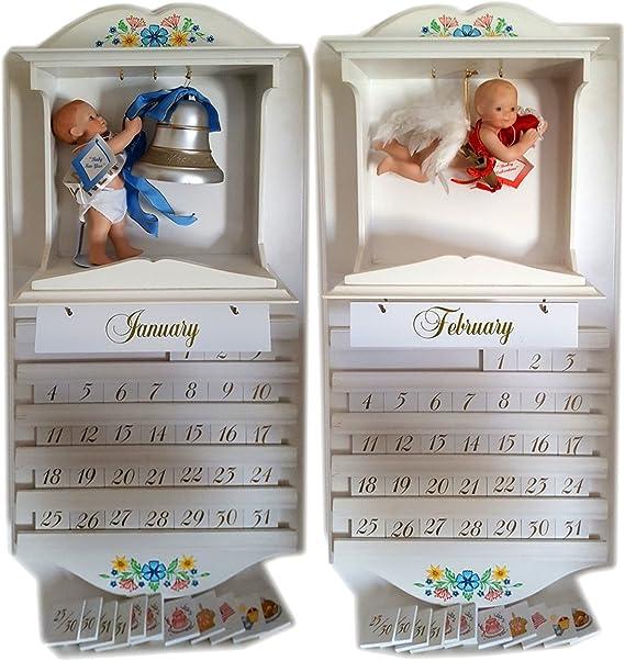 Number Tile For Ashton Drake Calendar Babies CHOOSE A Number Tile 1 Or More