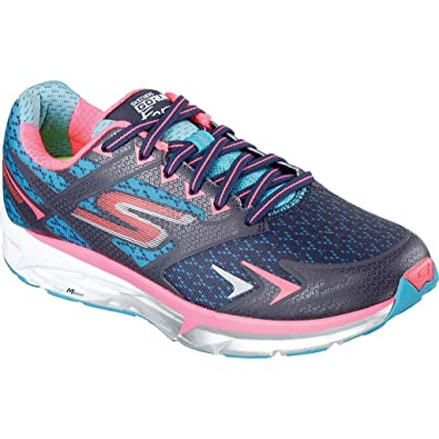 Skechers Women's GOrun Forza Running Shoes Teal/Blue Y56j3487