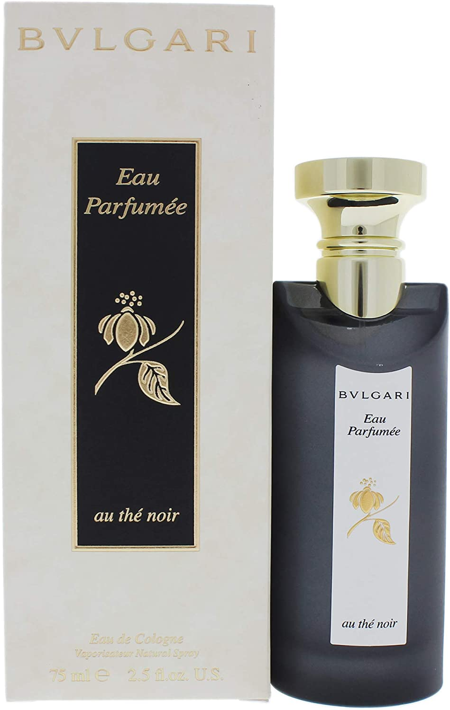 Bvlgari - Eau parfume the noir Eau De Cologne 75 ml vapo