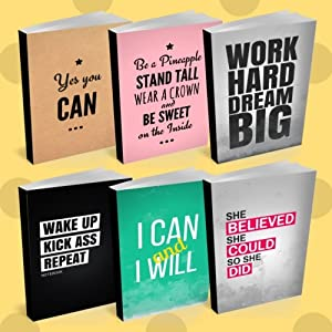 Motivational Notebooks