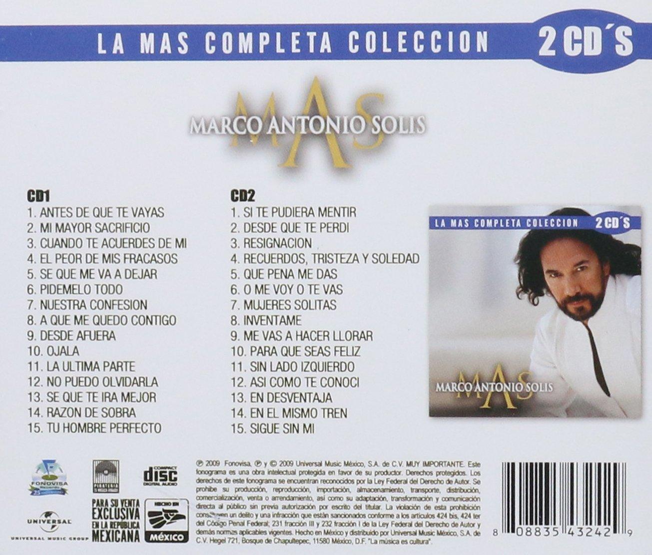 La Más Completa Colección: Amazon.com.mx: Música