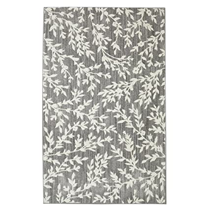Home Way 5.3 Feet By 7.3 Inch Thick Plush Shag Area Rug