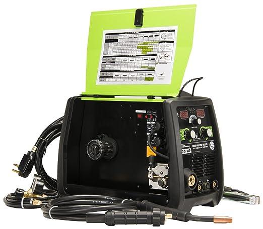Forney 324 190-Amp MIG/Stick/TIG- Soldador multiprocesos, 120/230 V: Amazon.es: Bricolaje y herramientas