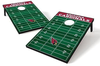 8448e95e Amazon.com : NFL Arizona Cardinals Tailgate Toss Game : Sports Fan ...