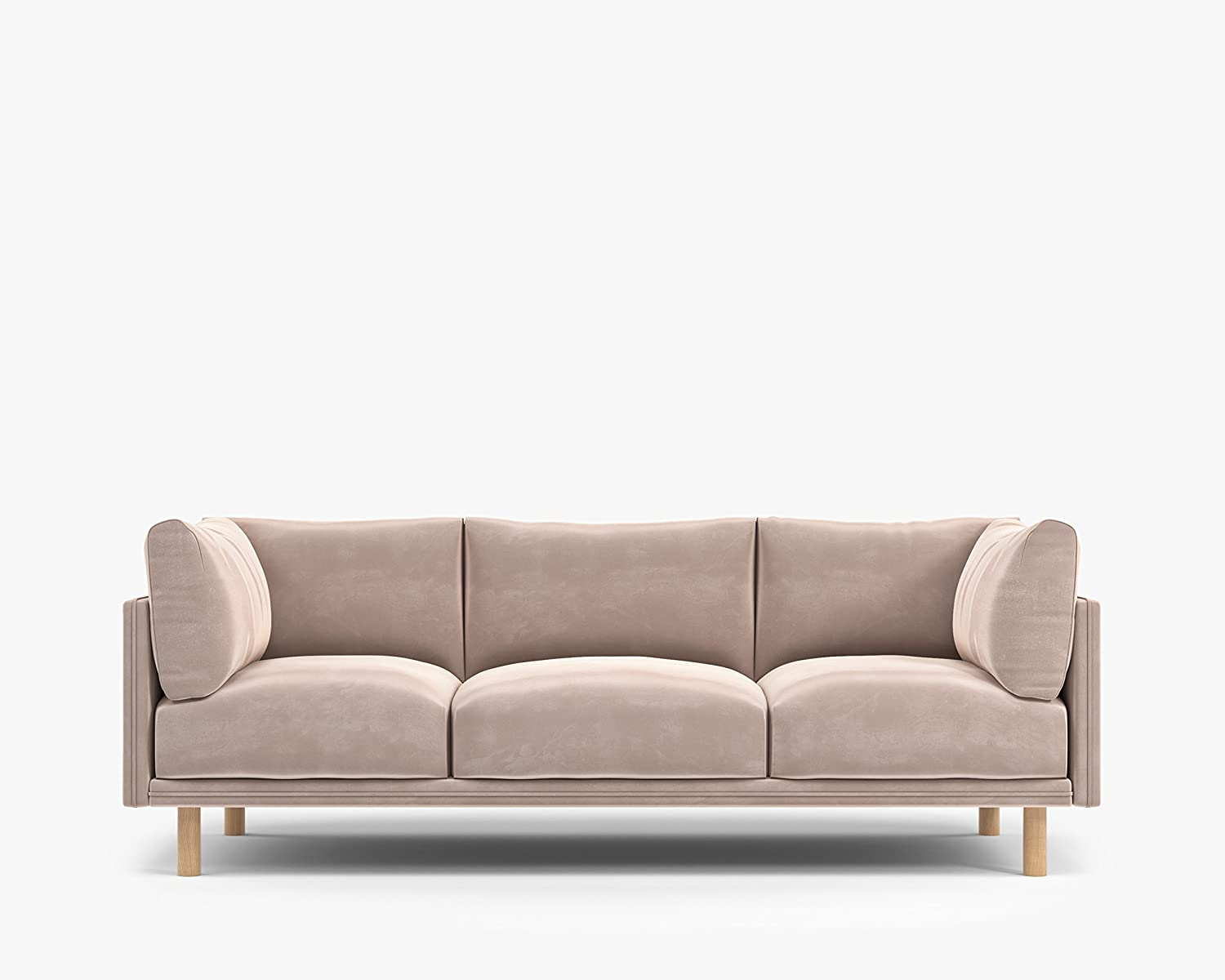 Amazon.com: Kure , Anderson Sofa, Blush: Kitchen & Dining
