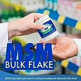Purest OptiMSM Bulk Flakes are Quadruple
