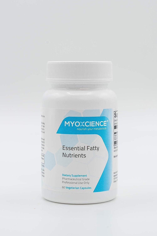 Essential Fatty Nutrients | Vitamin D3 5,000 IU | Vitamin K2 as MK-7 90 mcg by MYOXCIENCE (Large)