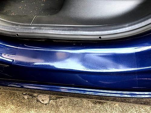 Tesla Model 3 Rear Door Sill Clear Protector