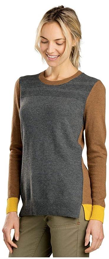 Amazon.com  Toad Co Trillium Crew Sweater - Women s  Sports   Outdoors d73c9adf2