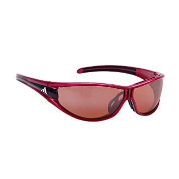 adidas Performance Damen, Herren Sportbrille rot