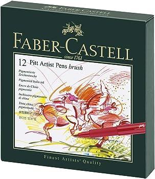 Faber-Castel 12Pitt Artist Brush Pens