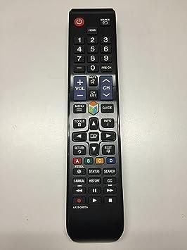 New OEM Replacement Samsung Smart TV Remote Control AA59 – 00809 un para UN50 F5500 un40fh5303 F y Otros Modelo: Amazon.es: Electrónica