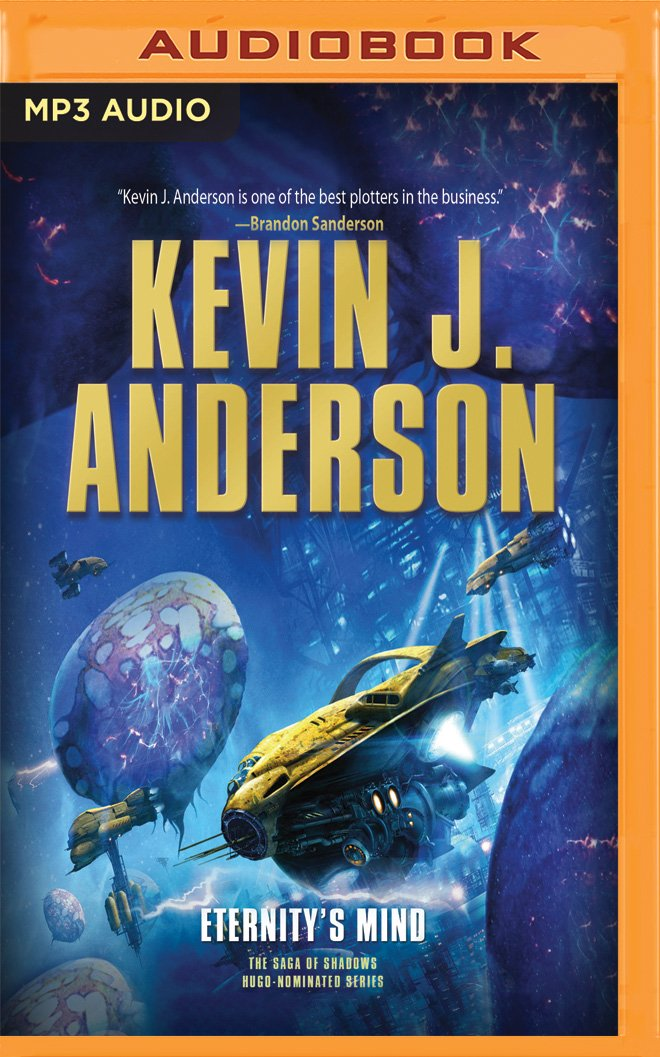 ETERNITYS MIND 2M (Saga of Shadows): Amazon.es: Anderson, Kevin J., Boyett, Mark: Libros en idiomas extranjeros