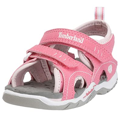 Timberland Timberland Sandalen Rock Skipper pink Baby Kinder