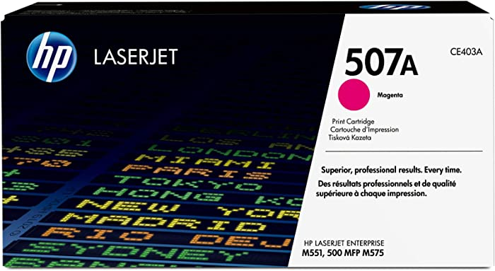 The Best Magenta Hp Laserjet Cf Toner Cf413