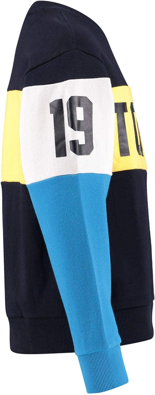 Tommy Hilfiger U Colorblock Sweatshirt sudadera para Ni/ños