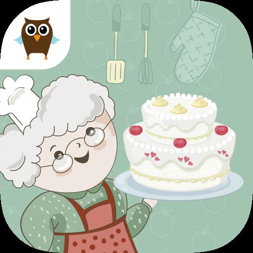 Grandma's Cakes - Wedding Cake, Chocolate Cake, Sponge Cake & Apple - App Glasses Try