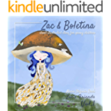 Zac & Boletina. Short illustrated story for young children (2-6 years old) with capital letters and pictures to color…
