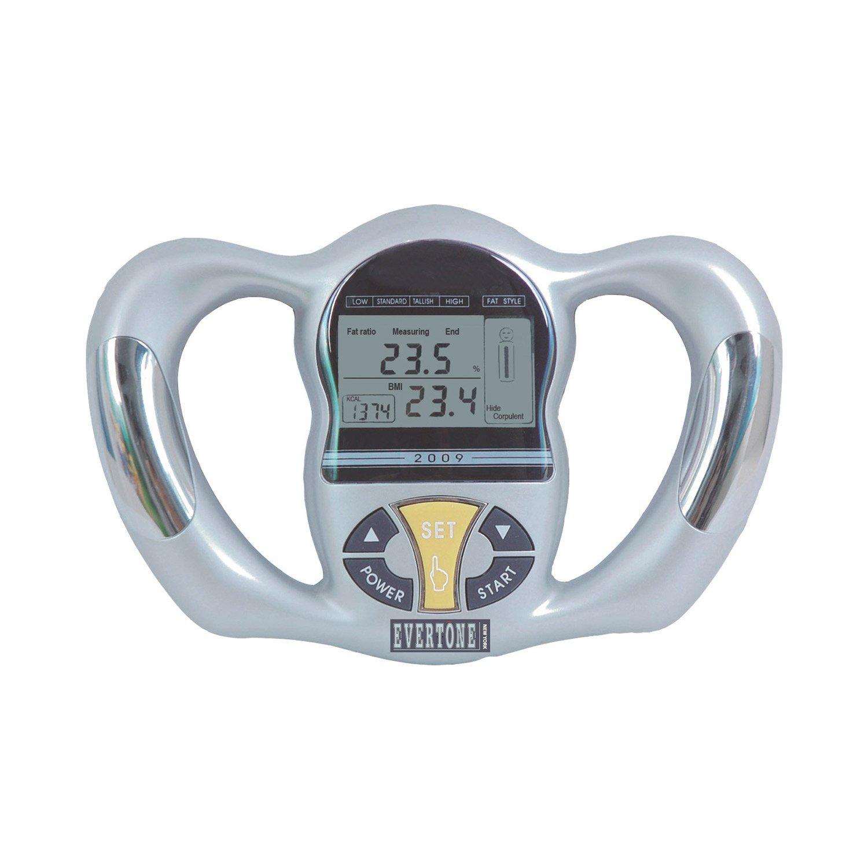 PU Health Fat Analyzer Portable Digital Handheld Body Mass Index BMI Meter Monitor, 2 Pound