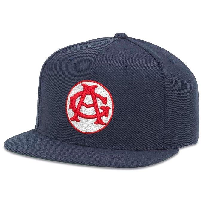 Amazon.com  American Needle 400 Series Vintage NNL Baseball Cap ... 85e2962c233