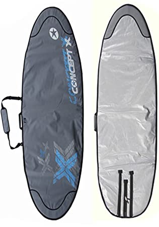 CONCEPT X Surf Funda tabla ROCKET TWINSER 228 X 55