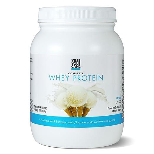 Como tomar proteina para adelgazar