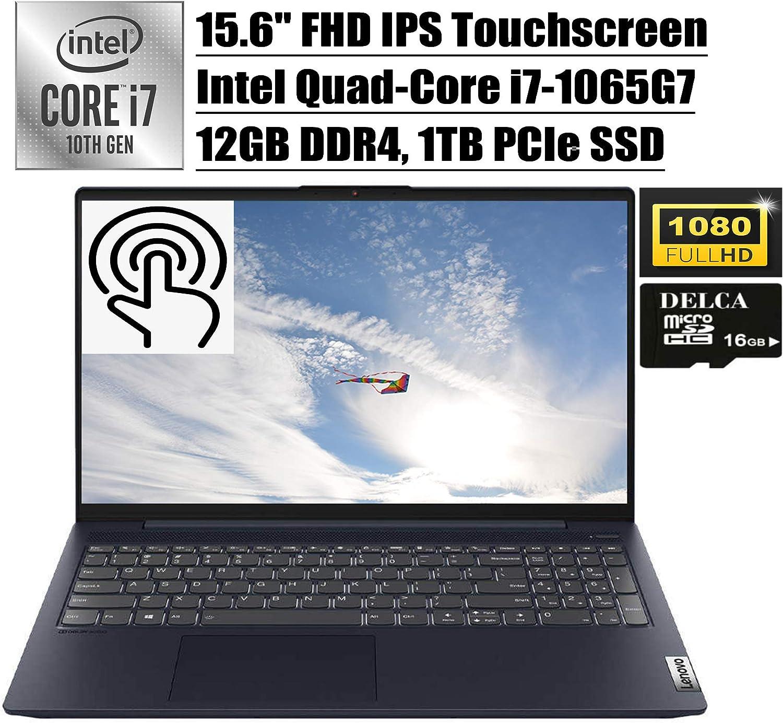 Lenovo IdeaPad 5 15 2020 Premium Laptop Computer I 15.6