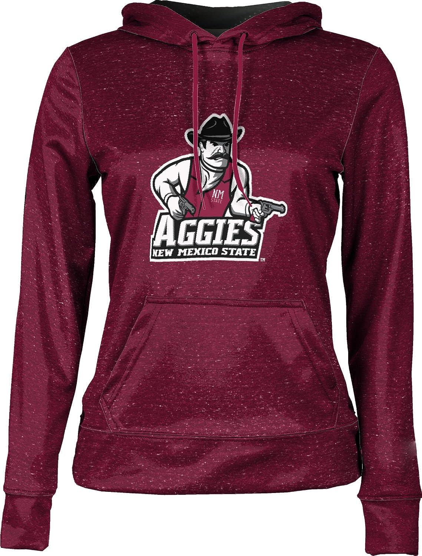 School Spirit Sweatshirt Heather ProSphere New Mexico State University Girls Pullover Hoodie