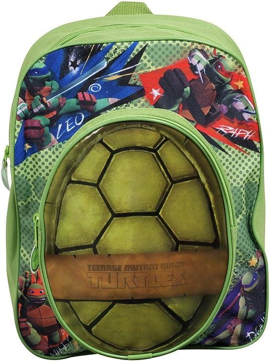 TMNT Turtle Basic Backpack 33 x 28cm
