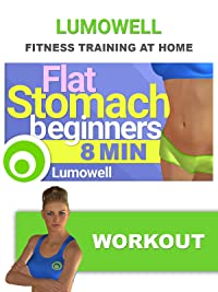 8 Minute Flat Stomach Workout ABS Exercises For Beginners 2016