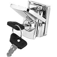 Reemplazo de la Cerradura del Maletero de la Motocicleta Instalación Simple Cerradura de la Cola de la Motocicleta…